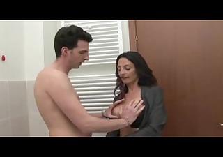Breasty Italian Mother